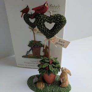 Hallmark 'Love Grows' 2011 ornament
